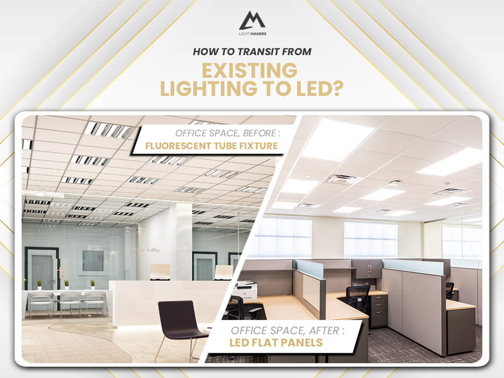 A Comprehensive Guide in Transitioning Your Existing Lights to LED